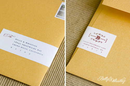 wedding invitations - Address Labels For Wedding Invitations