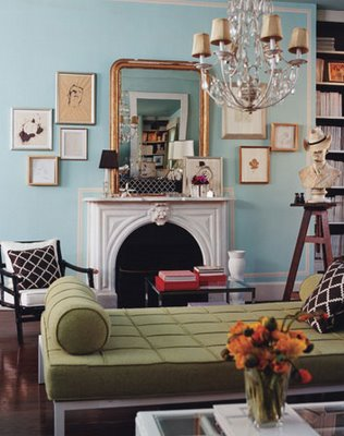 Vintage Living Room Decorating Ideas